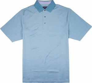 "Aristo 18 ""Hanover"" Jacquard Polo Shirt - Cotton"