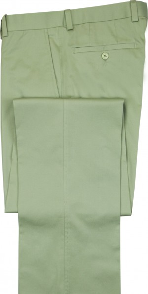 "Aristo 18 ""Yuma"" Flat Front Trouser - Stretch Cotton"