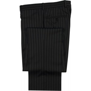 "Aristo 18 ""Stirling"" Flat Front Trouser - Luxury Wool"